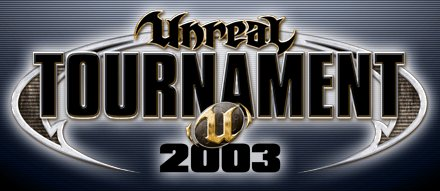 Unreal Tournament 2003 Logo