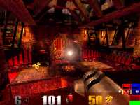 GeForce - Quake III Arena 1024*768 @ 16 Bit