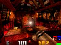GeForce - Quake III Arena 1024*768 @ 32 Bit